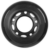 Caster Wheel 60mm x 18mm Black