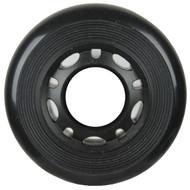 Caster Wheel 63mm x 18mm Black