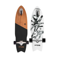 2 Pack Street Surfing Casterboards