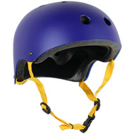 Krown Adult Solid Helmet OSFA Navy Blue