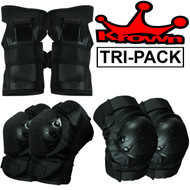 Krown - Action Pad Tri-Pack Size Large