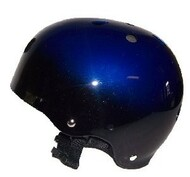 Blue Fade Helmet Size Small