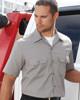 RR Dickies Men's 5.25 oz. Short-Sleeve Work Shirt