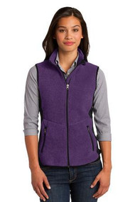 Ladies Fleece Vest 4