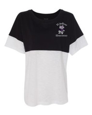 WPTO-YT13-T13 Short Sleeve Pom Jersey