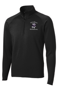 WPTO-ST850 Stretch 1/2-Zip Pullover