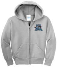 MARPTSA-18600-PC90YZH Youth Full Zip Hooded Sweatshirt