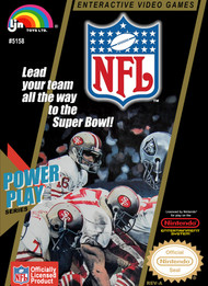 NFL Football For Nintendo NES Vintage - EE673343