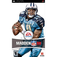 Madden NFL 08 Sony For PSP UMD Football - EE673436