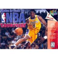 Kobe Bryant In NBA Courtside For N64 Nintendo Basketball - EE673783