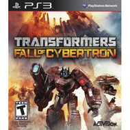 Transformers: Fall Of Cybertron For PlayStation 3 PS3 Shooter - EE674273