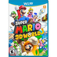 Super Mario 3D World Nintendo Wii U With Manual And Case - ZZ674283