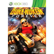 Duke Nukem Forever For Xbox 360 Shooter With Manual And Case - EE674550