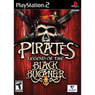 Pirates: Legend Of The Black Buccaneer For PlayStation 2 PS2 With - EE674692