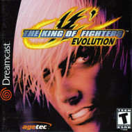 The King Of Fighters 99 Evolution For Sega Dreamcast Fighting - EE674915