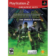 Syphon Filter: The Omega Strain For PlayStation 2 PS2 With Manual And - EE675172