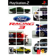 Ford Racing 3 For PlayStation 2 PS2 With Manual And Case - EE675196