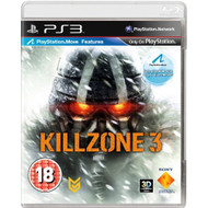 Sony Killzone 3 Move Compatible PS3 With Manual and Case - ZZ675445