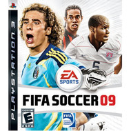 FIFA Soccer 09 For PlayStation 3 PS3 With Manual And Case - EE675066