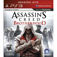 Assassin's Creed: Brotherhood For PlayStation 3 PS3 - EE675071