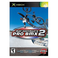 Mat Hoffman's Pro BMX 2 Xbox For Xbox Original With Manual And Case - EE675540