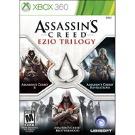 Assassin's Creed Ezio Trilogy Edition For Xbox 360 - EE675979