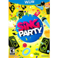 Sing Party For Xbox 360 With Manual And Case Game Only - EE676278