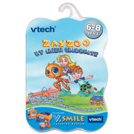Zayzoo My Alien Classmate Vsmile Smartridge For Vtech - EE676577