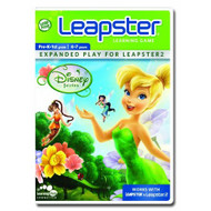 Leapfrog Leapster Learning Game Disney Fairies For Leap Frog Arcade - EE676600