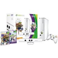 Xbox 360 4GB Kinect Special Edition White - ZZ676822