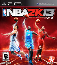 NBA 2K13 For PlayStation 3 PS3 Basketball - EE676963