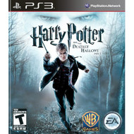 Harry Potter And The Deathly Hallows Part 1 For PlayStation 3 PS3 With - EE676987