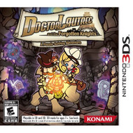 Doctor Lautrec And The Forgotten Knights Nintendo For 3DS RPG - EE677059