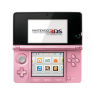 Nintendo 3DS Pearl Pink Nintendo 3DS - ZZ677481