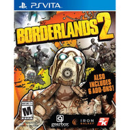Borderlands 2 Game For Ps Vita - ZZ677708