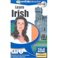 Talk Now! Irish By Topics Entertainment Other Contributor On Audio CD - EE670165