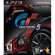 Gran Turismo 5 PlayStation 3 With Manual And Case - ZZ677774