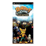 Ratchet And Clank: Size Matters UMD PSP - ZZ678012