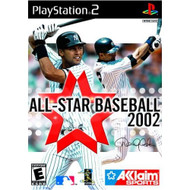 All Star Baseball 2002 For PlayStation 2 PS2 With Manual and Case - EE678319