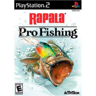Rapalas Pro Fishing For PlayStation 2 PS2 With Manual and Case - EE678333