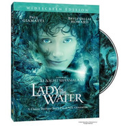 Lady In The Water Widescreen Edition On DVD With Paul Giamatti Drama - EE678460
