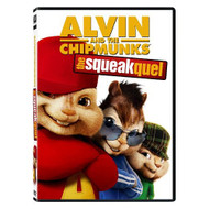 Alvin And The Chipmunks: The Squeakquel Single-Disc Edition On DVD - EE678575