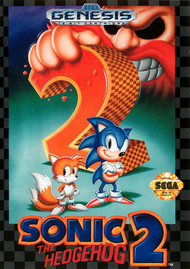 Sonic The Hedgehog 2 Game For Sega Genesis - ZZ678866