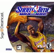 NBA Showtime: NBA On NBC Gold For Sega Dreamcast Basketball - EE679113
