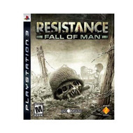 Resistance: Fall Of Man PlayStation 3 With Manual And Case - ZZ679204