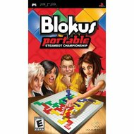Blokus Portable: Steambot Championship Sony For PSP UMD Board Games - EE679567