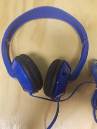 Skullcandy Uprock Headphones With Mic Royal/white One Size Earphones - EE679774