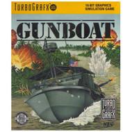 Gunboat For Turbo Grafx 16 Vintage Shooter - EE679897