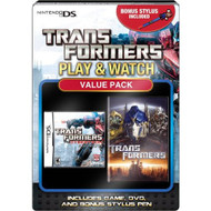 Play And Watch Transformers With Mario Stylus Nintendo For DS - EE679937