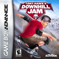 Tony Hawk's Downhill Jam For GBA Gameboy Advance Extreme Sports - EE680039
